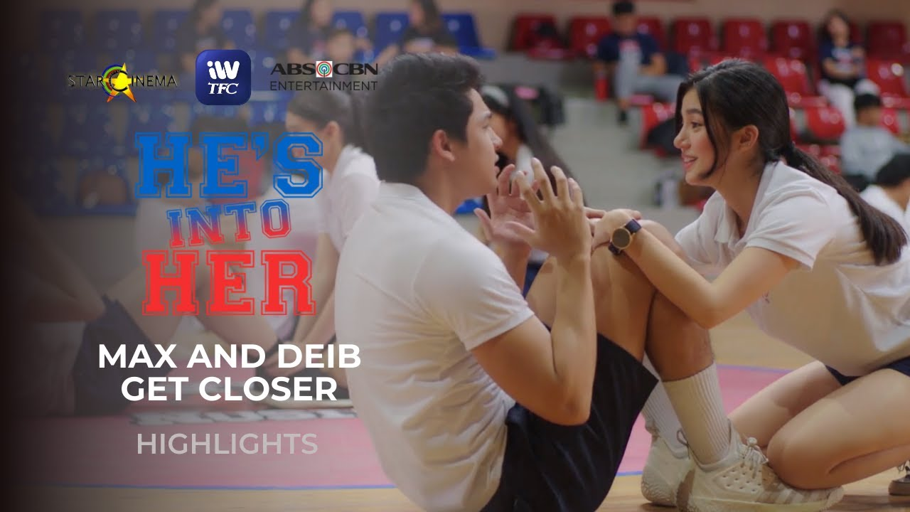 Download Max and Deib get closer. | He's Into Her Highlights