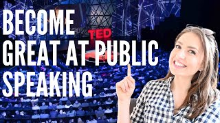 How to Become Great at Public Speaking (Fast)