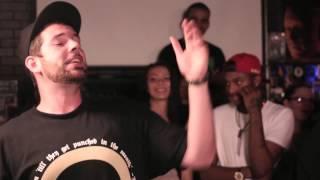 Real Deal vs XQZ - No Coast Rap Battle