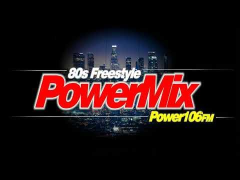 Ornique's 80s Power 106 Freestyle Power Mix