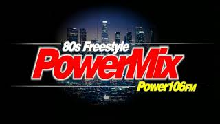 Ornique's 80s Power 106 Freestyle Power Mix