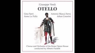 "Giuseppe Verdi ""Otello"" Paoletti 1951"