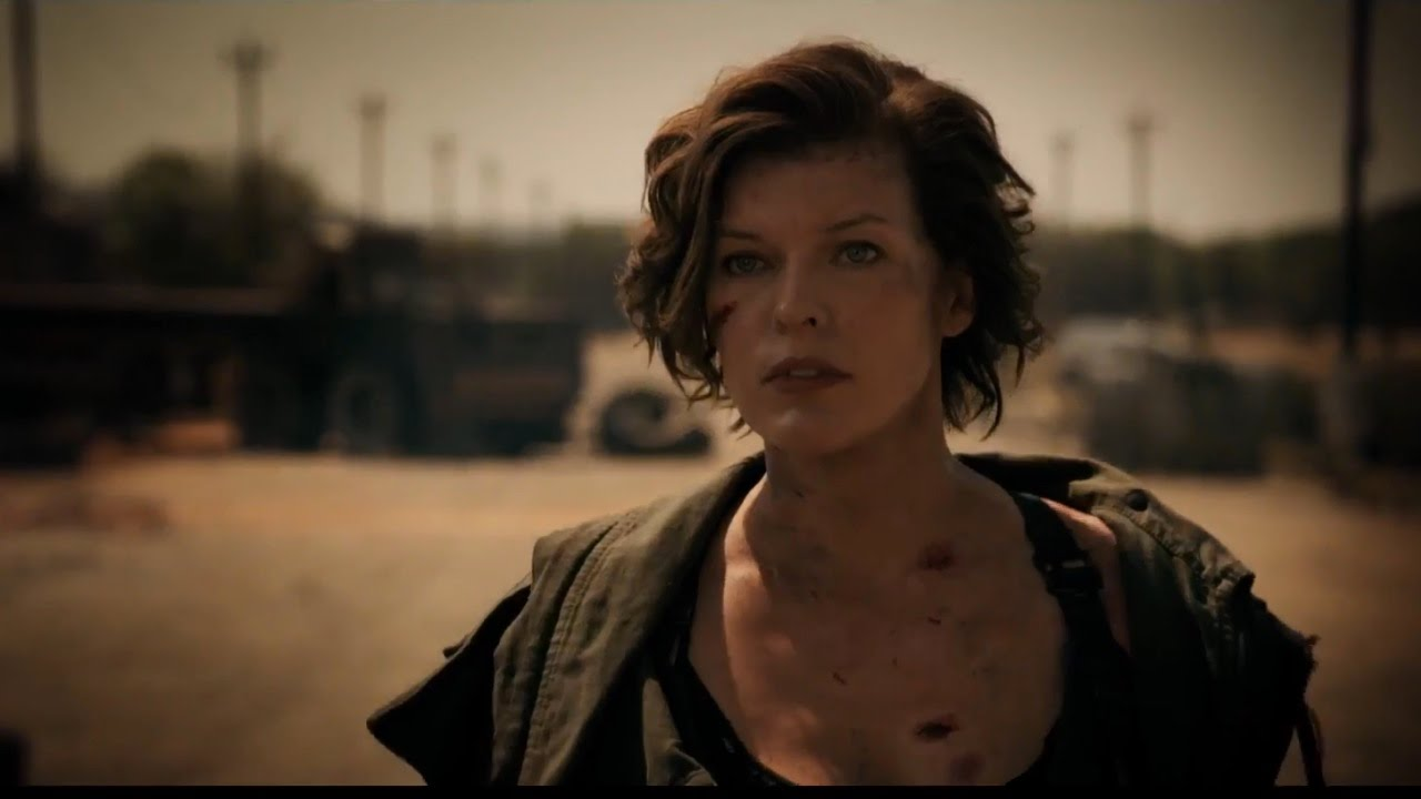 Resident Evil The Final Chapter Movie Clip Alice Awakes: Resident Evil 6: The Final Chapter