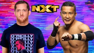 Kyle O'Reilly & KUSHIDA had a banger on this week's WWE NXT: Wrestling Observer Live