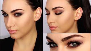 Kim Kardashian-West Makeup Tutorial | RubyGolani Thumbnail