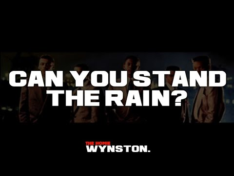 New Edition   Can You Stand The Rain? [Smooth Rap Beat]   #WynstonOnTheBeat