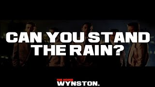 New Edition | Can You Stand The Rain? [Smooth Rap Beat] | #WynstonOnTheBeat