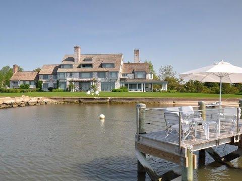 Katharine Hepburn's Former Estate in Old Saybrook, Connecticut