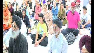 091011 Yoga Camp by Bibi Baljit Kaur Khalsa in Canada -Part1