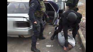 Захват банды мошенников из Ростова