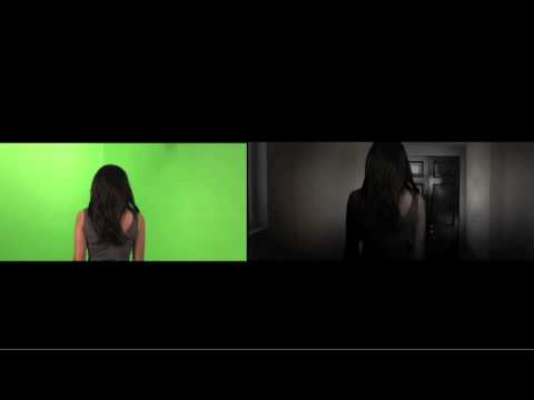 X1X FILM GREEN SCREEN COMPOSITING
