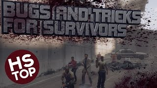 Top 10 Tricks for SURVIVORS ★ Left 4 Dead 2