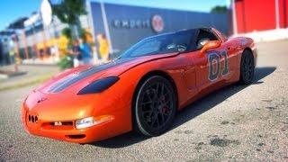 ProCharger Supercharged C5 Corvette | 4-digit HP figure! | +750 lb-ft of Torque |