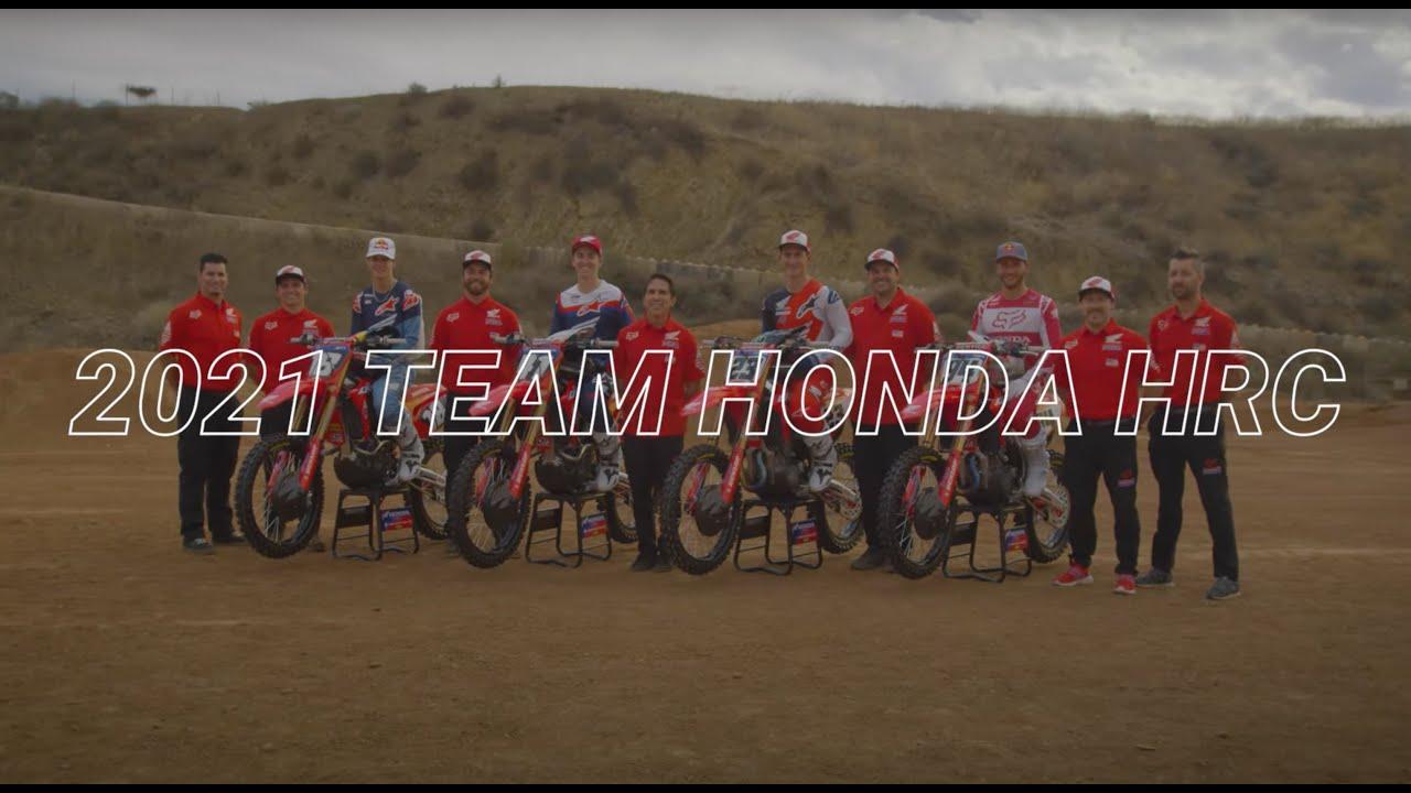 Team Honda HRC 2021