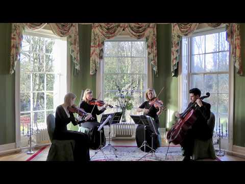 Dancing Queen (ABBA) Wedding String Quartet