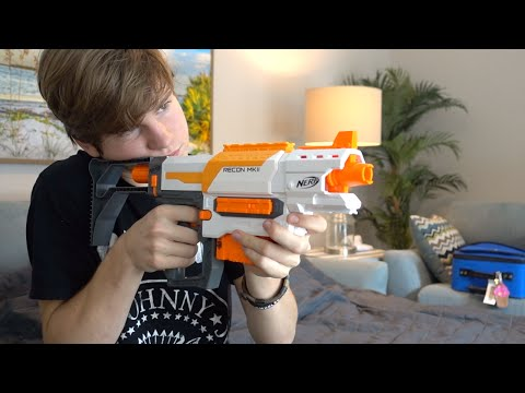 Nerf Modulus Recon MKII Unboxing and Review