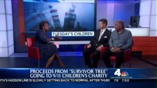 Century 21 Dept. Store Co-Owner Talks Tuesday's Children on WNBC Thumbnail