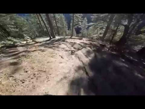BTI Downhill Trail Ashland Oregon