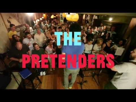 Choir! Choir! Choir! sings The Pretenders - Brass In Pocket
