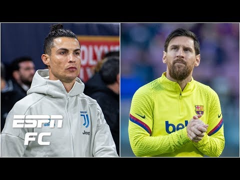 Cristiano Ronaldo, Lionel Messi and others 'showing the right example' - Julien Laurens | ESPN FC