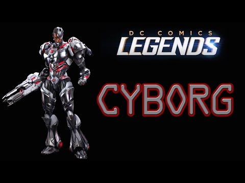 Cyborg Review: DC Comics Legends