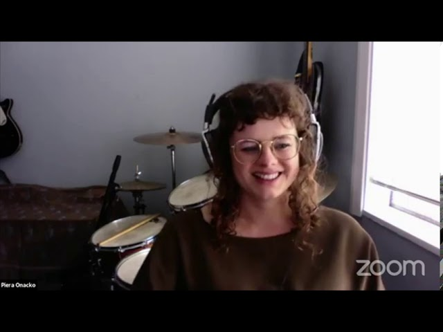 #NationalYouthJazz Wednesday: Issie Barratt in conversation with the NYJC Ambassadors