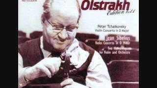 Tchaikovsky: Violin Concerto In D, Op. 35 - 1. Allegro Moderato (...