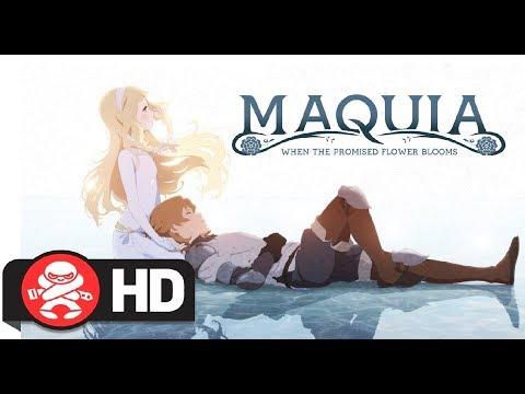 Maquia - Official Trailer - MadFest Premiere