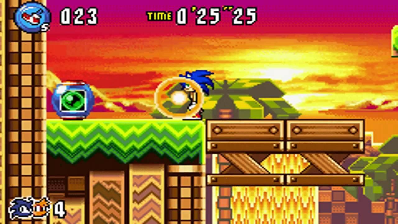 Sonic Advance download movie free