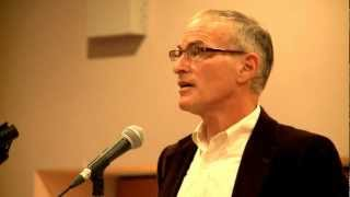 Norman Finkelstein speaking event - MediaPlex News - Zeinab Dabaja Report