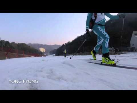 2016 Ski Mountaineering in Yongpyong