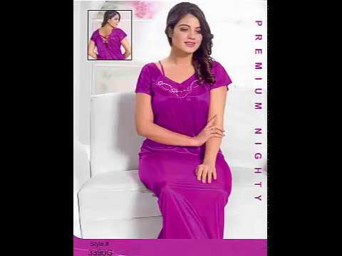 532ea3fbce Women's Nighty and Nightwear Collection in BD - YouTube