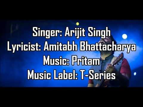 khairiyat-full-song-lyrics  arijit-singh