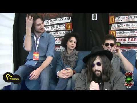 "Radio Bombay intervista i  ""The Soul Sailor & The Fuckers"""