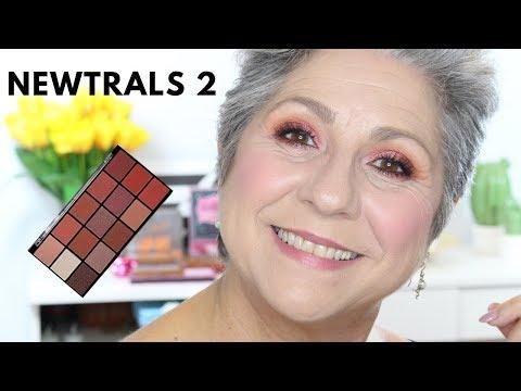 NEWTRALS2 PALETTE MUR // Makeupmasde40