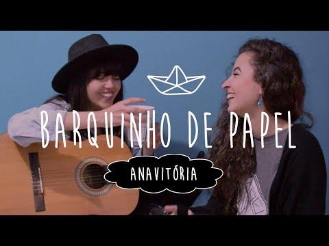 Barquinho de papel - Anavitória (cover) + Poema Lucas Veiga