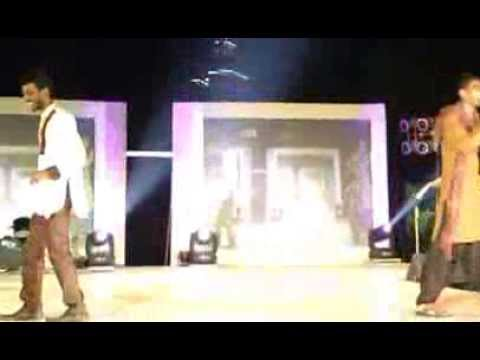 SAAD'S Band performance and Modern African Fashion show part 1