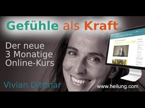Vivian Dittmar - Die Kraft der Gefühle - Trailer