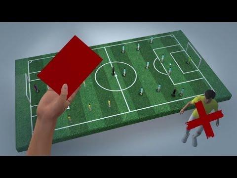UEFA football rules
