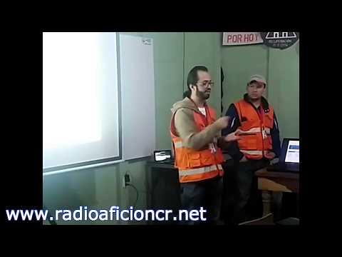 Red Nacional de Emergencia Costa Rica  parte 1