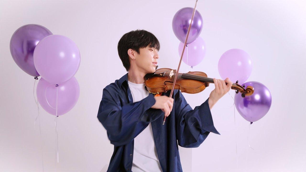 BTS (방탄소년단) 'Permission to Dance' JUN Violin Cover