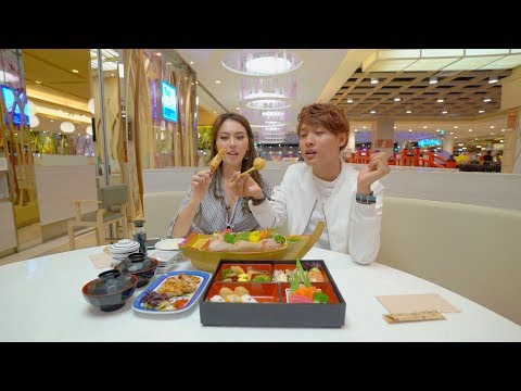 AEON MALL TV Chinese New Year Episode 07 (Fuji Restaurant)