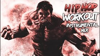 Aggressive Hip Hop Workout Music 2017 Instrumental Mix Gym Motivation Music Mix 2017 Rap Beat