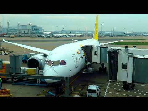 TRIP REPORT | Royal Brunei 787 (ECONOMY) | London Heathrow - Dubai | Full Flight (1/3)