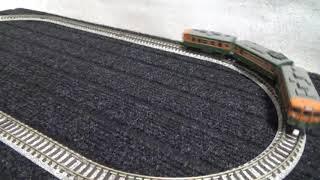 【Bトレ 走行】 169系 国鉄色(湘南色) 3両編成 (シールドビーム) B-train Nゲージ化 Railway Model
