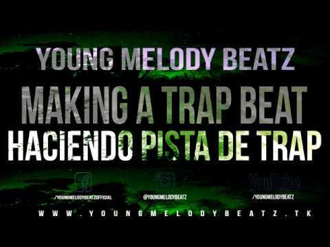 How To Make A Trap Beat(como hacer una pista de trap) free flp