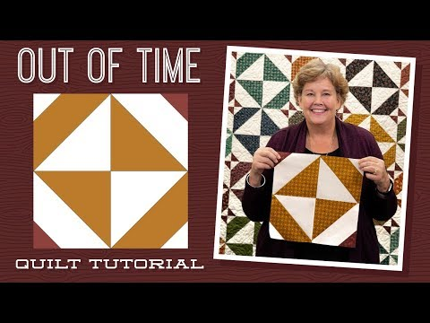 Double Hourglass Quilt Pattern