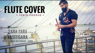 Vaseegara | Zara Zara | Touching Flute Cover | Minnale | RHTDM | Heart | JOBIN GEORGE | ShotoniPhone