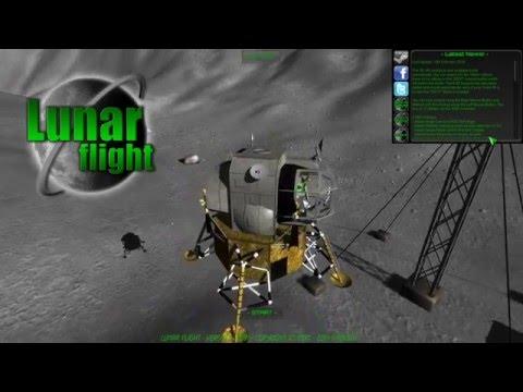 Lunar Flight - my thoughts  