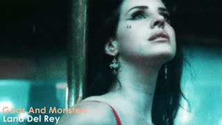Lana Del Rey - Gods And Monsters (Official Video) [Lyrics + Sub Español]